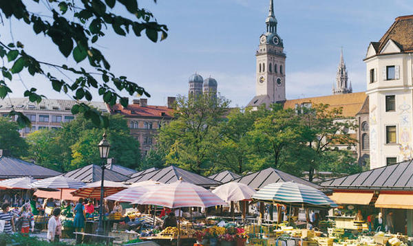City Walk - Munich and its Culinary Delicacies