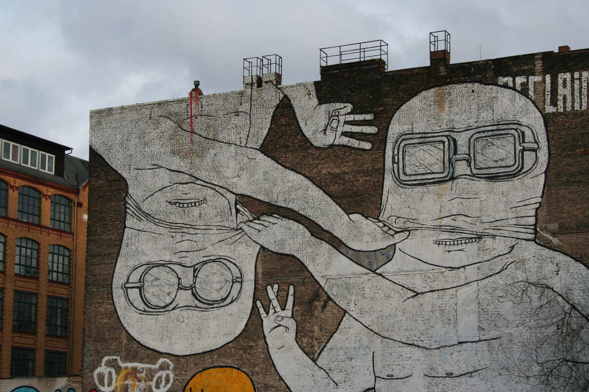 Urban Art in Berlin | Mondial Tours