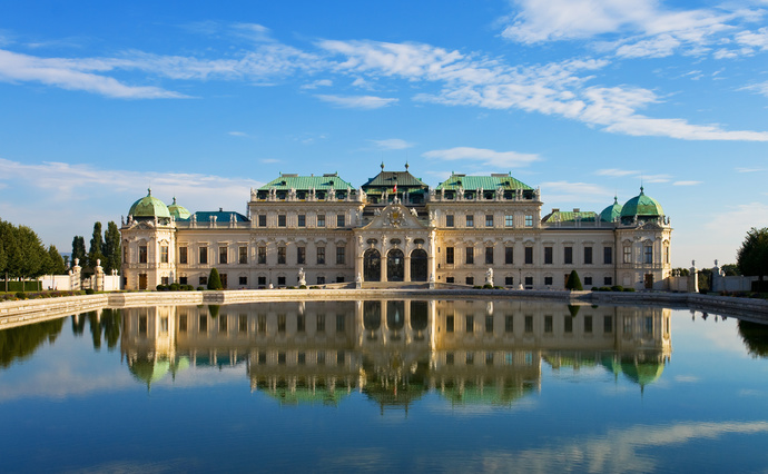 Art and Cultural Capitals of Austria