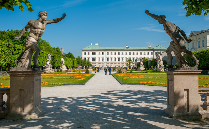 Your Date with Salzburg