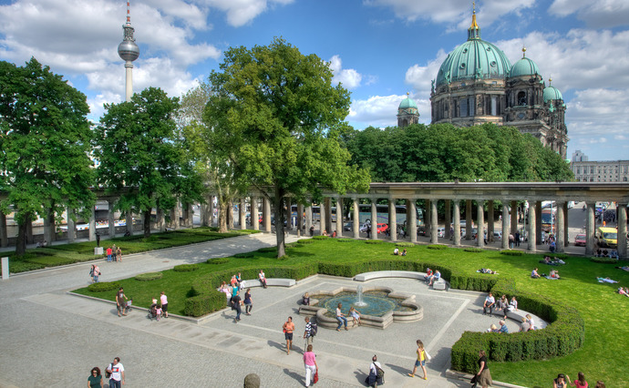 Metropolis and Jungle: Berlin and the Spreeforest